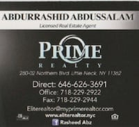 Real Estate agent New York