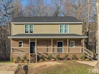 HOUSE For rent 3BR 2.5BA Raleigh