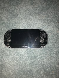 black Sony PSP handheld game console Temple, 76504