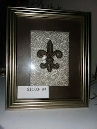 black and gray wooden frame Metairie, 70003