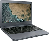 New samsung chromebook 3 w/ 2gb memory 16gb HDD 18 km