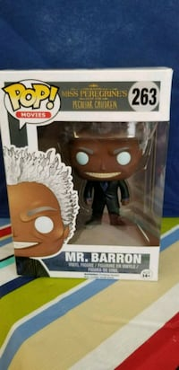 Pop Mr. Barron vinyl figure Baldwinsville, 13027