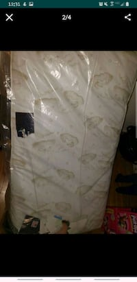 Crib/toddler bed Mattress