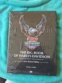 The Big Book Of Harley-Davidson Prospect Heights, 60070