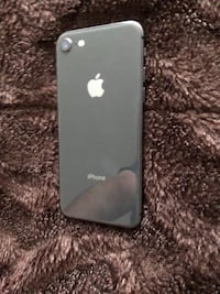 silver iPhone 7 with black case Alexandria, 22310