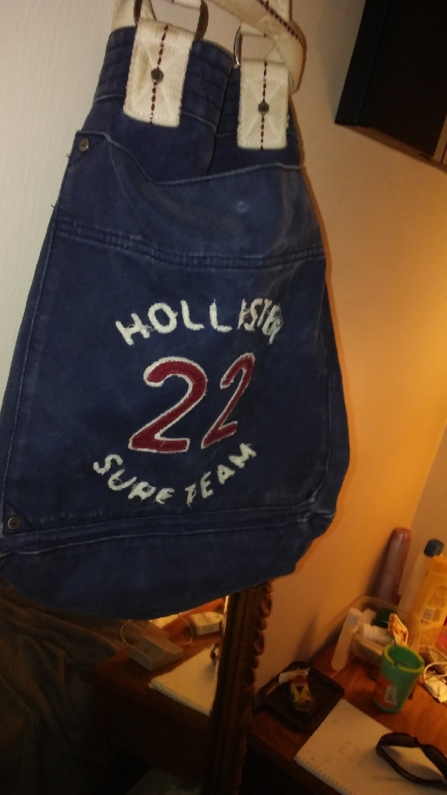 Hollister beach bag - Chattanooga