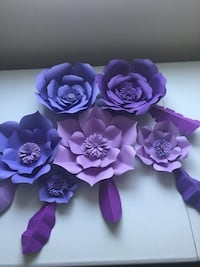 Paper flowers  Lincoln, 68507