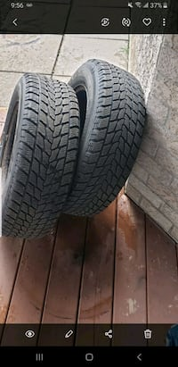 4 Toyo 16 inch winter tires 215 65 R16