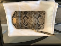 Michael Kors IPhone 4 case/ wristlet