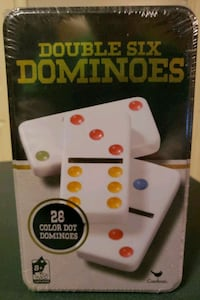 Double Six Dominoes game by Cardinal Middletown, 21769