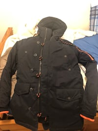 Superdry jacket Vienna, 22182