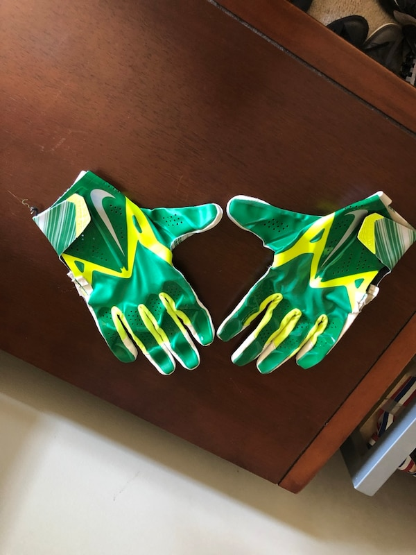 Football Gloves-Large