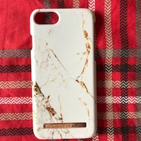 Marble iphone7 phone case.