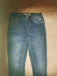 Justice jeans size girls 16 Evesham Township, 08053