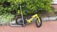 BMX Bicycle and Razor Scooter Herndon, 20171