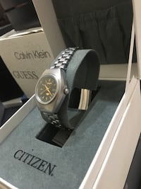 CITIZEN WATCH CO AUOTOMATIC 4-946693SMK 7103079 ON-4-S JAPAN SAAT Pamukkale, 20260