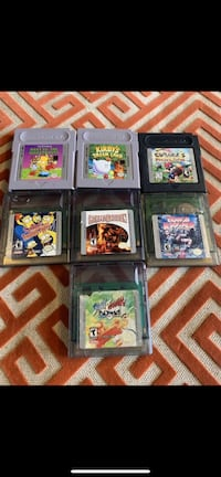 Gameboy Games Los Angeles, 90731