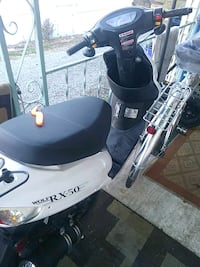 Wolf scooter RX 50 2428 miles needs starter I have it. Lexington, 40505