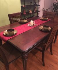 Brown dining set Fort Washington, 20744