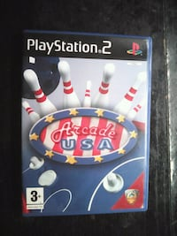PS2 Arcade USA 6516 km