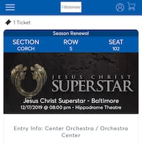 Jesus Christ Super Star Linthicum Heights, 21090