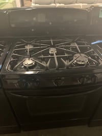 Gas stove working perfectly