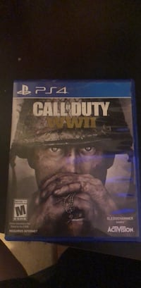 call of duty WWII Charles Town, 25414
