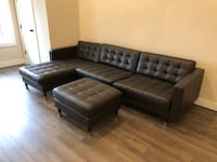 IKEA Landskrona sectional sofa + ottoman  Washington, 20001