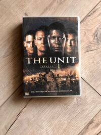 The Unit Sezon 1 / DVD Dizi