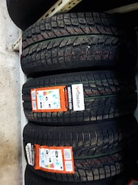 205/55/16 Winter tire by installation
