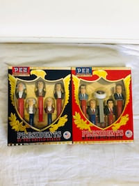 Pez Educational series Presidents of the United States Set of 2  Cockeysville, 21030