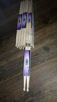 GmP drum sticks 5B style