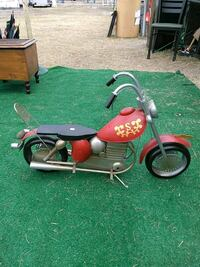 red and gray motorcycle ride-on toy Lake Wales, 33859