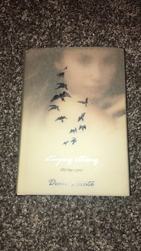 Staying strong 36 days a year by demi lovato book Midland, 79701