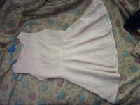 women's white and pink sleeveless dress Secunderabad, 500083
