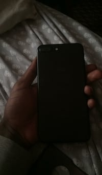 black iPhone 7 Plus with black case Hagerstown, 21740