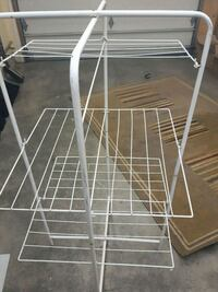 Clothes drying rack 3490 km