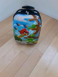 Angry Birds children suitcase
