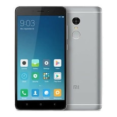 black and gray Xiaomi smartphone