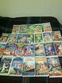 Classic children's VHS collection Chicago, 60613
