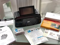 HP Photo Printer Burnaby, V5C