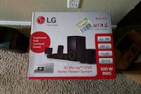 LG home theater system blu ray dvd
