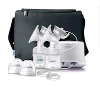 Philips Avent Double electric breast pump Toronto, M6E 4L2