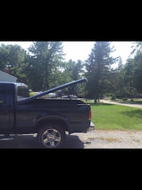 Pick up truck bed cover