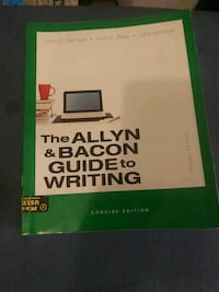 The Allyn&Bacon Guide to Writing  Wilmington, 19801