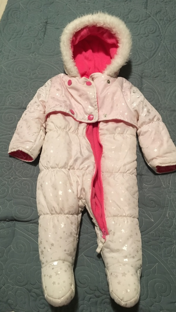 464cd2573 Used toddler's pink and white sleepers for sale in New York - letgo