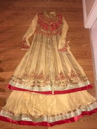 BRAND NEW 2 in 1 Lengha and Anarkali  Mississauga, L5R 2P3