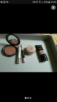 5 teilig make up set