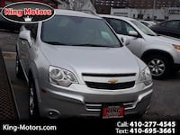 Chevrolet Captiva Sport Fleet 2013 Baltimore, 21207