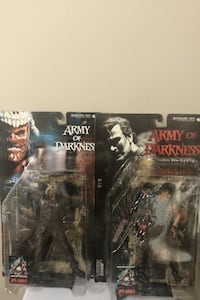Army of Darkness (ASH & EVIL ASH). West Orange, 07052